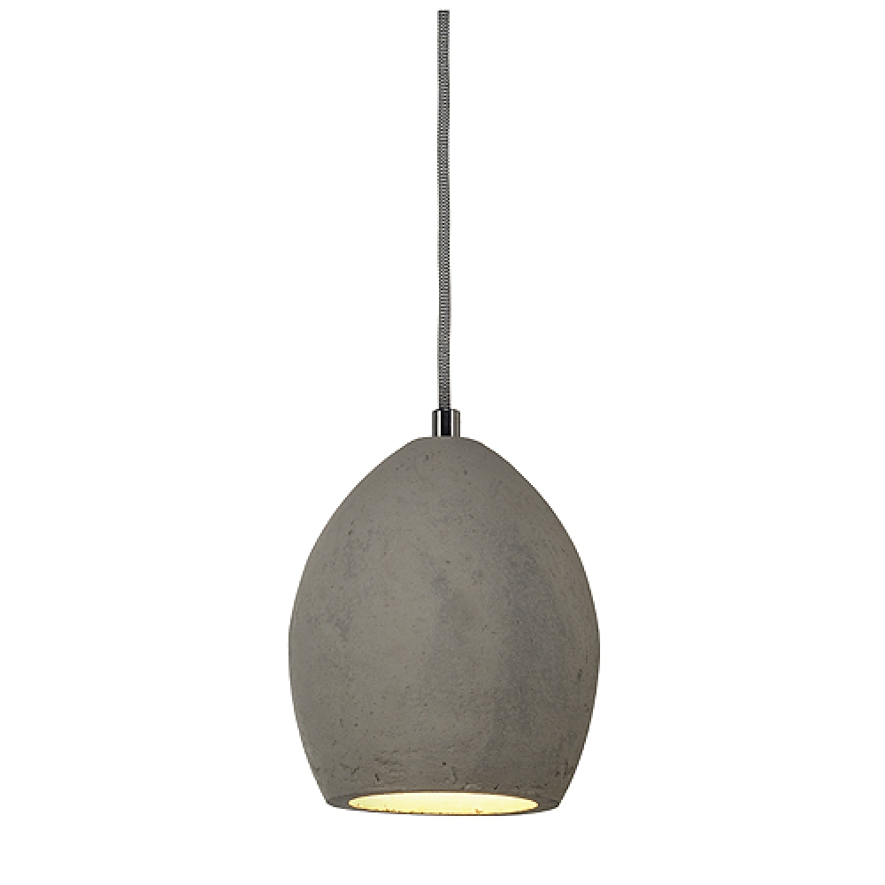 Concrete Pendant Small